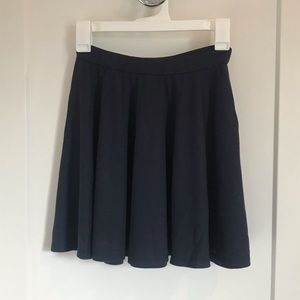 Abercrombie & Fitch Skater Skirt